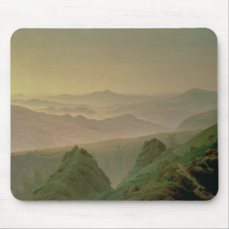 Morning in the Mountains Mouse Pad
