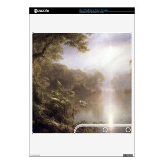 Morning in the tropics by Frederic Edwin Church Skins For PS3 Slim