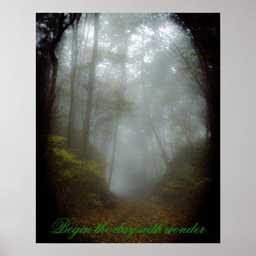 Morning Inspiration print