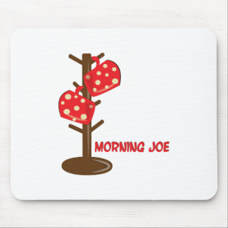 Morning Joe Mouse Pads