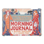 Morning Journal –  Louis Rhead Cover For The iPad Mini