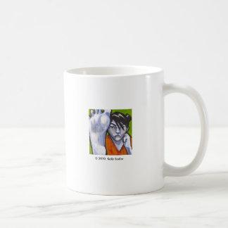 Morning kick coffee mug