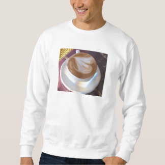 Morning Latte Sweatshirt