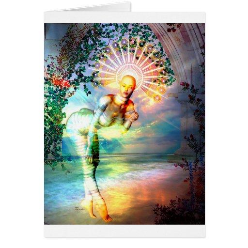 MORNING LIGHT GODDESS.jpg Cards