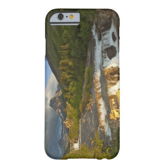 Morning light greets Swiftcurrent Falls in the Barely There iPhone 6 Case