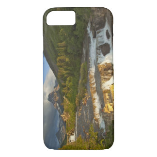 Morning light greets Swiftcurrent Falls in the iPhone 8/7 Case