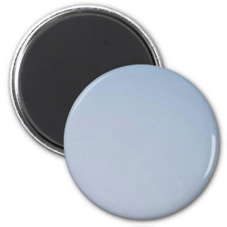 MORNING LIGHT (pale blue fade) ~ 2 Inch Round Magnet