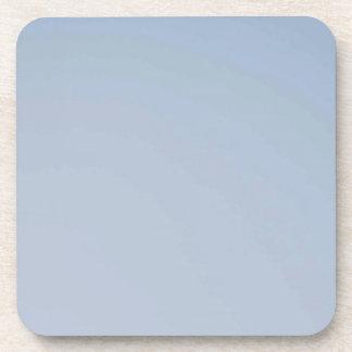 MORNING LIGHT (pale blue fade) ~ Coaster
