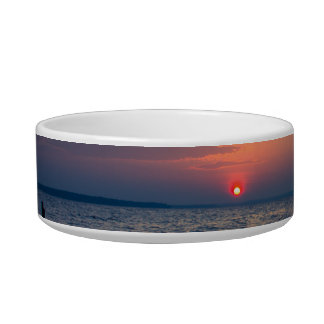 Morning light pet bowl