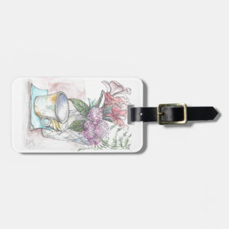 Morning Luggage Tag