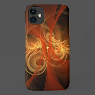 Morning Magic Abstract Art Case-Mate iPhone Case
