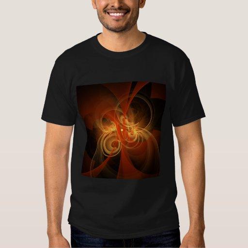 Morning Magic Abstract Art T-Shirt