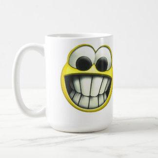 Morning medication, Coffee, Java, Go go juice Classic White Coffee Mug