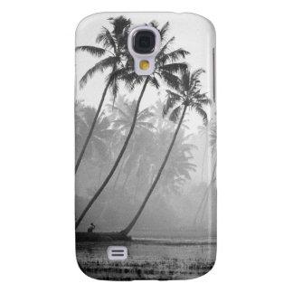 Morning Meditation Under Palm Trees, Samsung G4 Samsung Galaxy S4 Case
