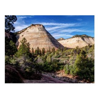 Morning Mesa Postcard