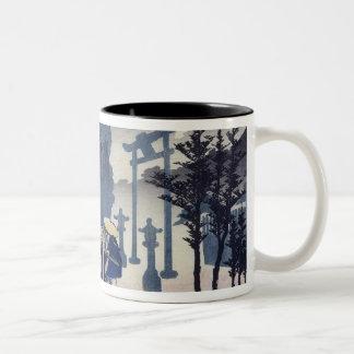 Morning Mist at Mishima Mug