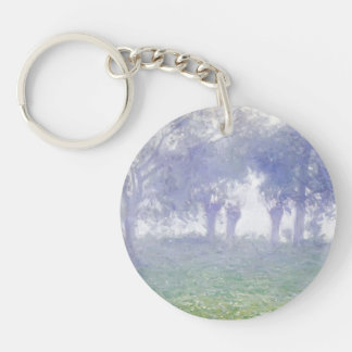Morning Mist by Guy Rose Keychain