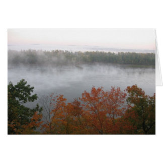 Morning Mist Card