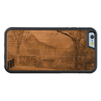 Morning Mist Carved® Cherry iPhone 6 Bumper Case