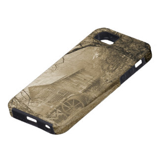 Morning Mist iPhone SE/5/5s Case