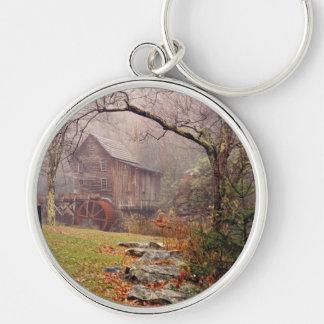Morning Mist Keychain