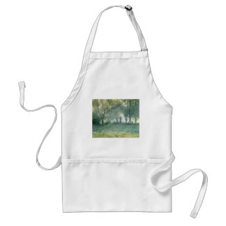 Morning Mist (known as Late Spring) by Guy Rose Standard Apron