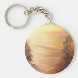 Morning Mists Key Chain