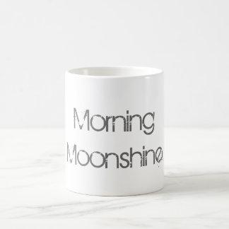 Morning Moonshine Coffee Mug
