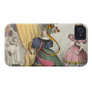 Morning, Noon, Night, published by Thomas McLean, Case-Mate iPhone 4 Case
