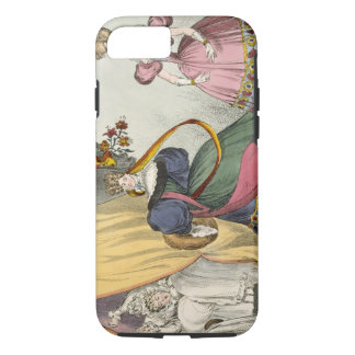 Morning, Noon, Night, published by Thomas McLean, iPhone 8/7 Case