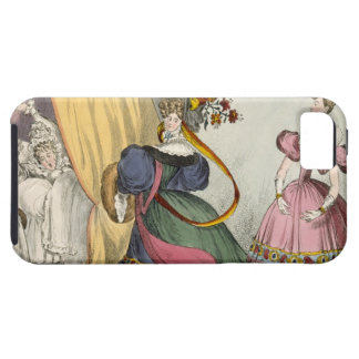 Morning, Noon, Night, published by Thomas McLean, iPhone SE/5/5s Case