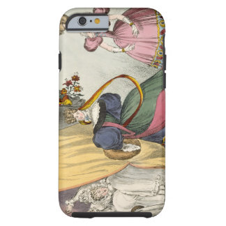 Morning, Noon, Night, published by Thomas McLean, Tough iPhone 6 Case