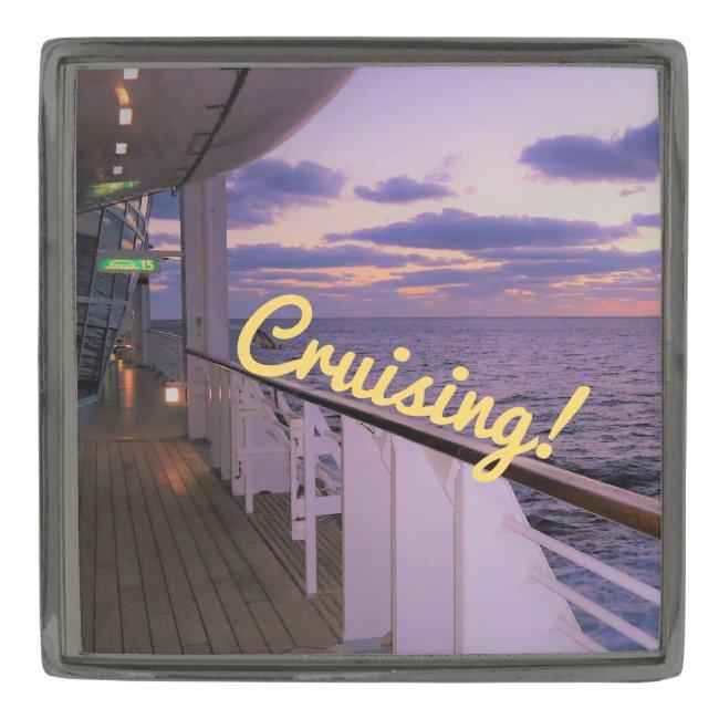 Morning on Board Cruising