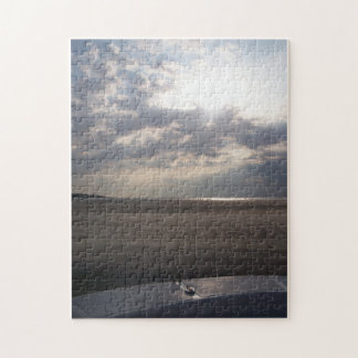 Morning on Little Tybee Island | Savannah, GA Jigsaw Puzzle