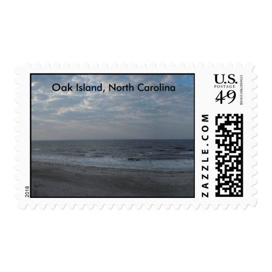 Morning on the Beach Postage