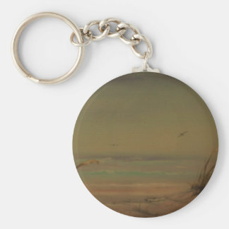 Morning on the Beach Product Line Keychain