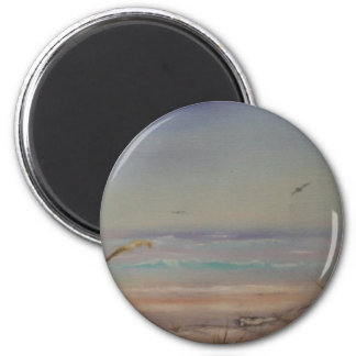 Morning on the Beach Product Line Magnet