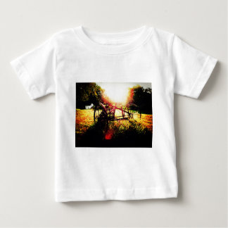 Morning On The Farm Baby T-Shirt