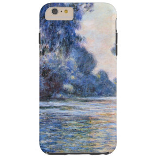 Morning on the Seine at Giverny Monet Fine Art Tough iPhone 6 Plus Case