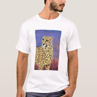 Morning on the Serengeti EDUN LIVE ladies organic T-Shirt