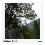 Morning on the Trail to Vernal Falls in Yosemite Wall Decal