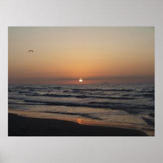 Morning over Port Aransas_2 Posters