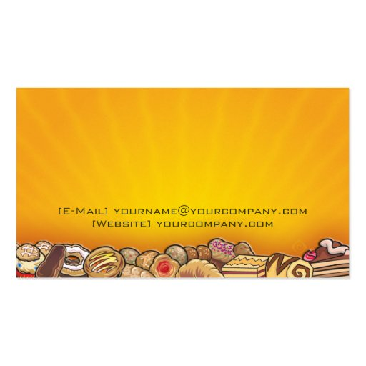 morning pastries ~ bc business cards (back side)
