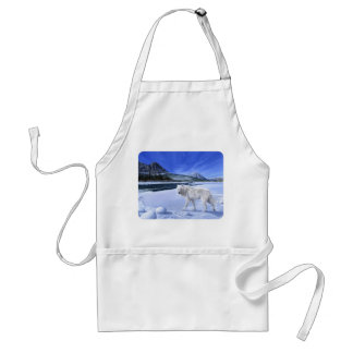 Morning Patrol white wolf river apron