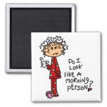 Morning Person? Fridge Magnets