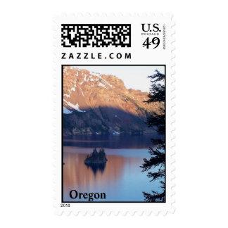 Morning Phantom Postage Stamp