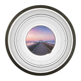 Morning Pier Pet Bowl