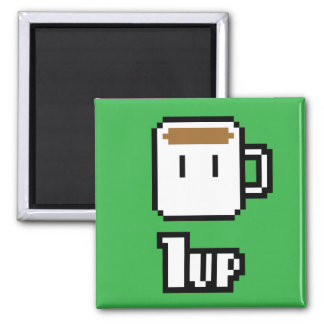 Morning Power-Up Green Magnet