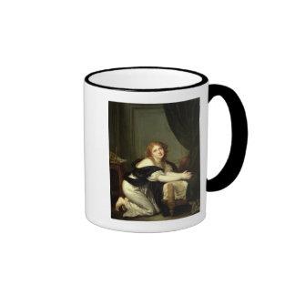 Morning Prayer Ringer Mug