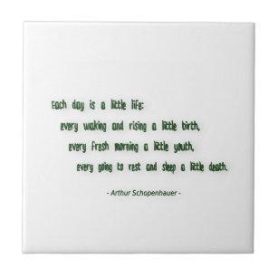 Quote Ceramic Tiles | Zazzle